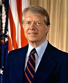 Jimmy Carter presidential portrait