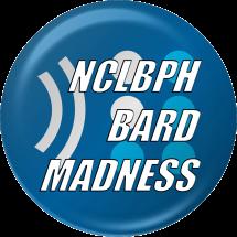 Bard Madness Round Logo